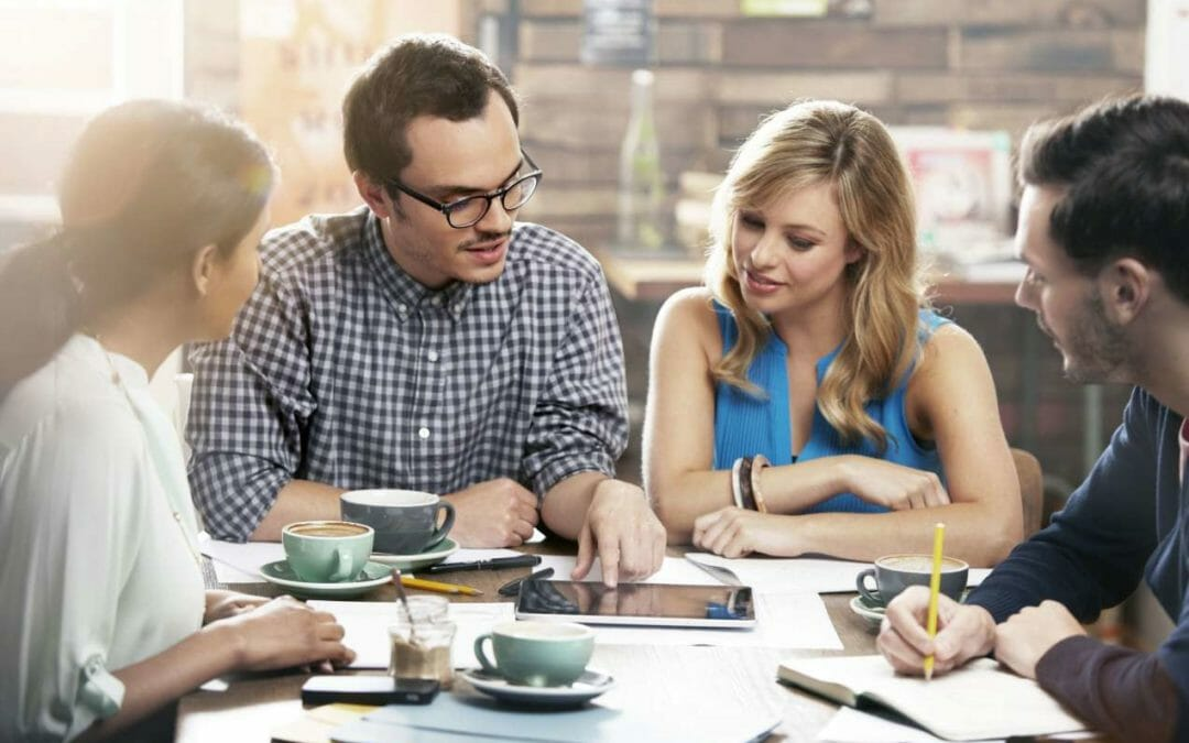 Not sure collaboration is for you? Here are 5 reasons to go for it.