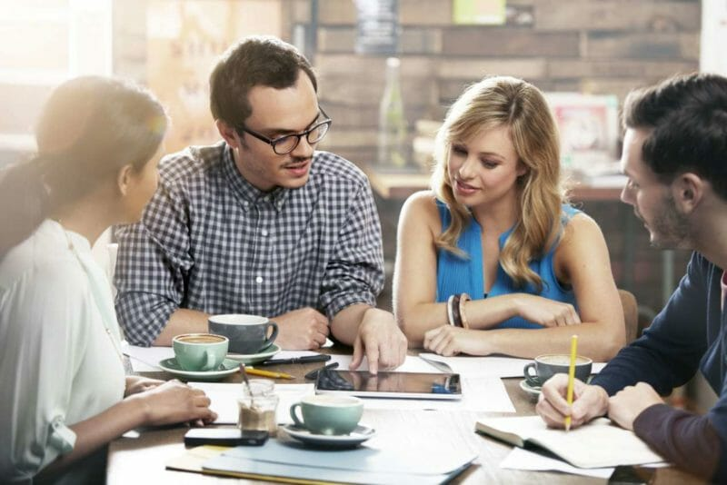 Not sure collaboration is for you? Here are 5 reasons to go for it. 1