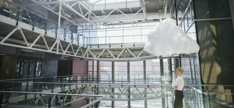 3 Reasons Why Cloud Is Driving Business Efficiency 1