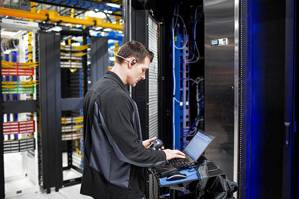 Server Data Center Maintenance