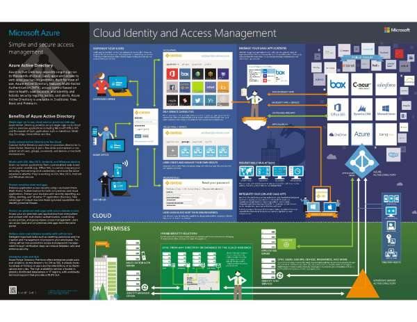 Cloud identity and asset management