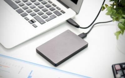 Risks of External USB Drive Backup